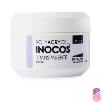Polyacrygel Inocos Transparente 30g